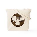 Double Sided Moose Market Bag