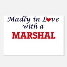 Madly in love with a Mars Postcards (Package of 8)