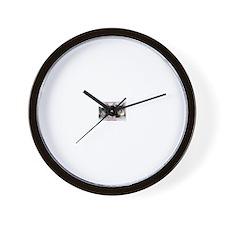 Cute Cystic fibrosis Wall Clock