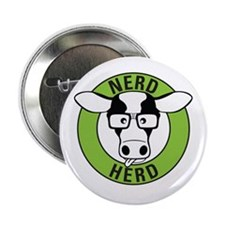 "Nerd Herd 2.25"" Button (10 pack)"