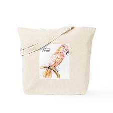 Leadbeater's Cockatoo Bird Tote Bag