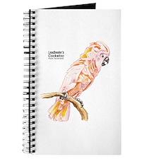 Leadbeater's Cockatoo Bird Journal