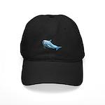 Dolphin Black Cap