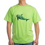 Dolphin Green T-Shirt