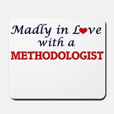 Madly in love with a Methodologist Mousepad
