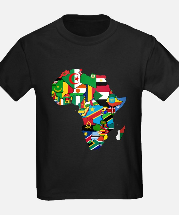 Flags of Africa T