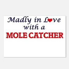 Madly in love with a Mole Postcards (Package of 8)