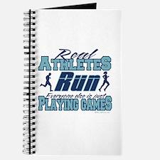 Real Athletes Run Journal