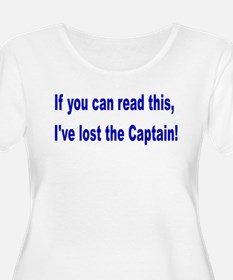 Lost My Captain T-Shirt