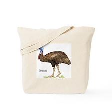 Cassowary Australian Bird Tote Bag