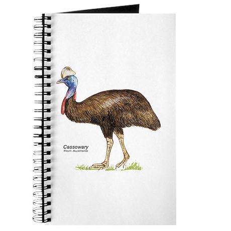 Cassowary Australian Bird Journal