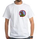 Monty Moonlight White T-Shirt