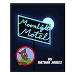 Moonlight Motel Small Poster