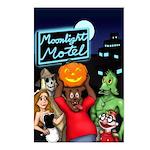 Moonlight Motel Postcards (Package of 8)