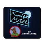 Moonlight Motel Mousepad