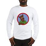 Monty Moonlight Long Sleeve T-Shirt