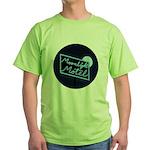 Moonlight Motel Green T-Shirt