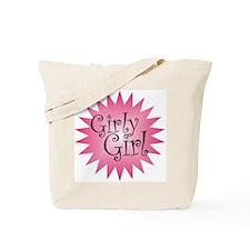Feminine Pink Tote Bag