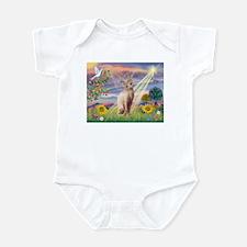 Cloud Star / Sphynx Infant Bodysuit