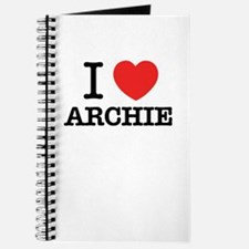 I Love ARCHIE Journal