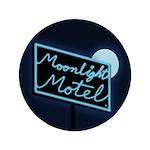 """Moonlight Motel 3.5"""" Button"""