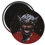"Monty Moonlight 2.25"" Magnet (100 pack)"