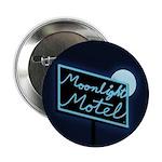 """Moonlight Motel 2.25"""" Button"""