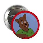 "Monty Moonlight 2.25"" Button (10 pack)"