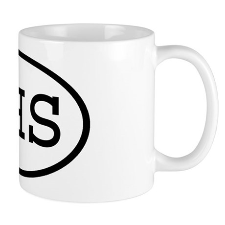 KHS Oval Mug