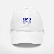 EMS ... diseases Baseball Baseball Cap