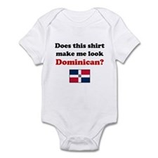 Make Me Look Dominican Infant Bodysuit
