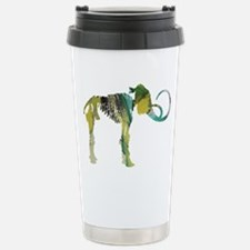 Woolly mammoth Stainless Steel Travel Mug