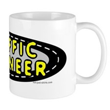 Traffic Engineer Oval Mug