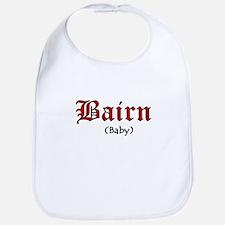 Scottish Bairn Bib