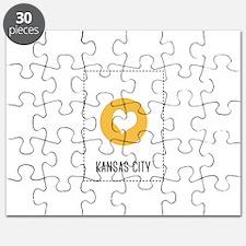 I Love Kansas City Puzzle