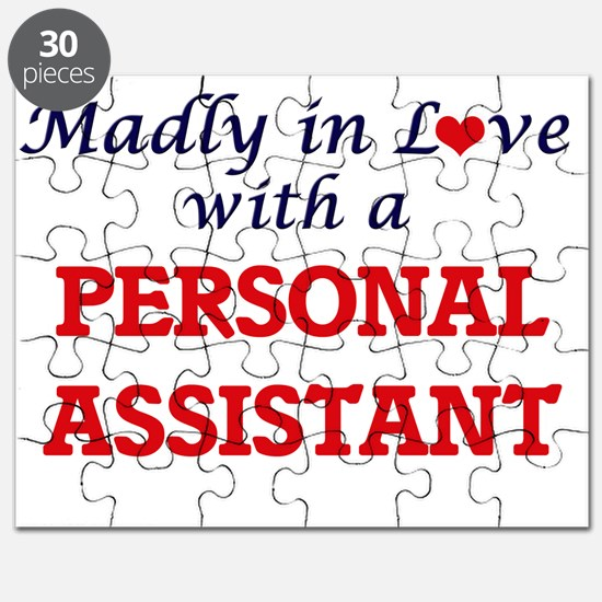 Madly in love with a Personal Assistant Puzzle