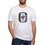 Laguna Pueblo Police Fitted T-Shirt