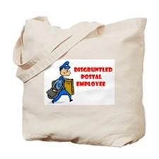DISGRUNTLED Tote Bag