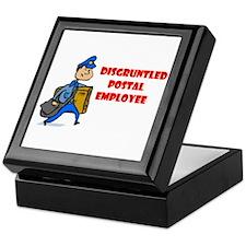 DISGRUNTLED Keepsake Box