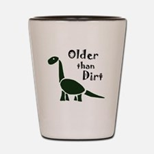 Cute Old age Shot Glass
