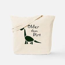 Cute Old age Tote Bag