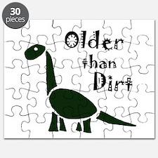 Older than Dirt Cartoon Puzzle