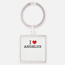 I Love ANGELUS Keychains