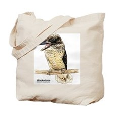 Kookaburra Australian Bird Tote Bag
