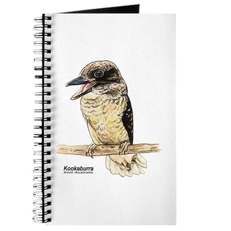 Kookaburra Australian Bird Journal