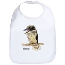 Kookaburra Australian Bird Bib
