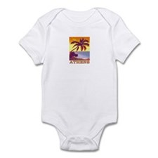 Athens, Greece Infant Bodysuit