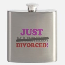 JUST MARRIED - DIVORCED! - Flask