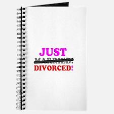 JUST MARRIED - DIVORCED! - Journal