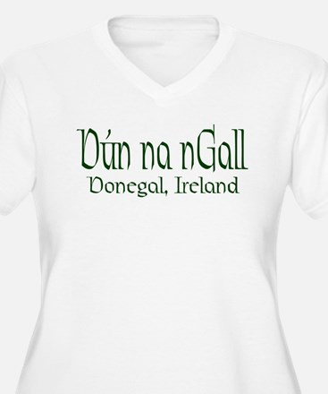 County Donegal (Gaelic) T-Shirt